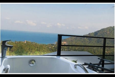 studio coconut/ jacuzzy/sea view - Ko Samui