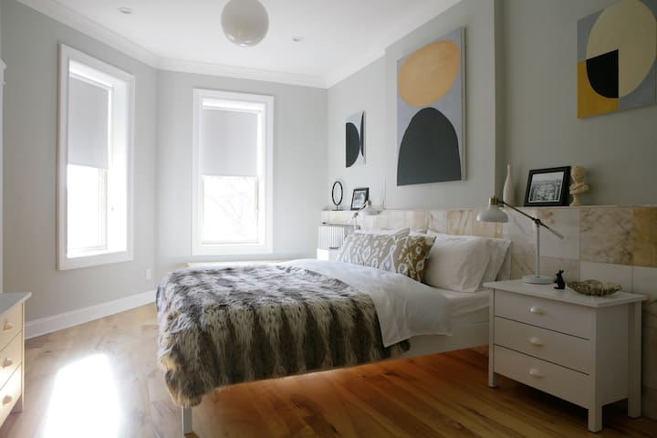 High End 4 bedroom in best location in Ditmas Park