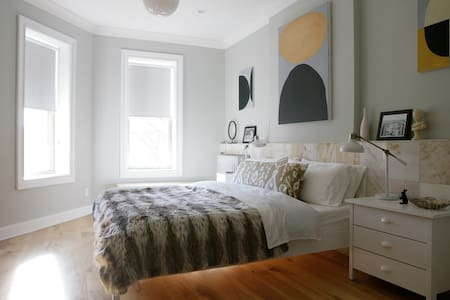 High End 4 bedroom in best location in Ditmas Park - Бруклин