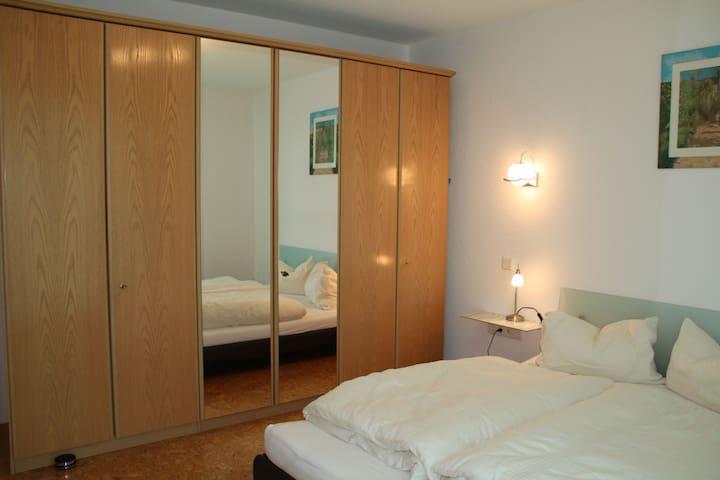 Ferienwohnung Milita, (Lörrach), Ferienwohnung Milita, 88 qm, Terrasse, 1 Schlafzimmer, max. 4 Personen