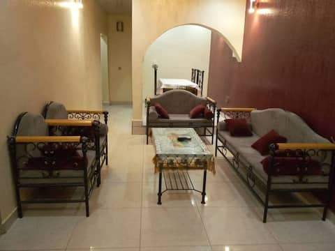 SAVANA 3 air-conditioned rooms +Netflix+ WiFi
