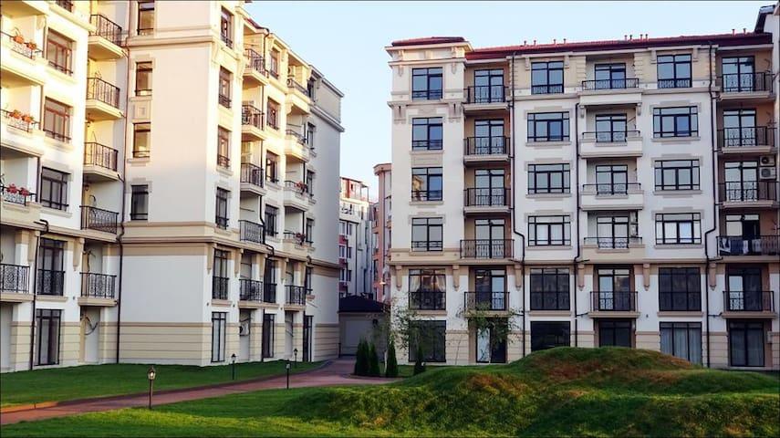 Aivazovsky Park Apartments - Pomorie - Serviced apartment