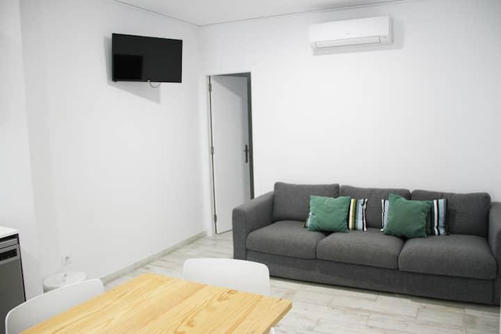 D8 / Apartamento ducal D1 - B9