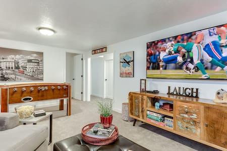 Salt Lake City, Skiing, Remodeled, Comfy & Clean - Millcreek - 一軒家