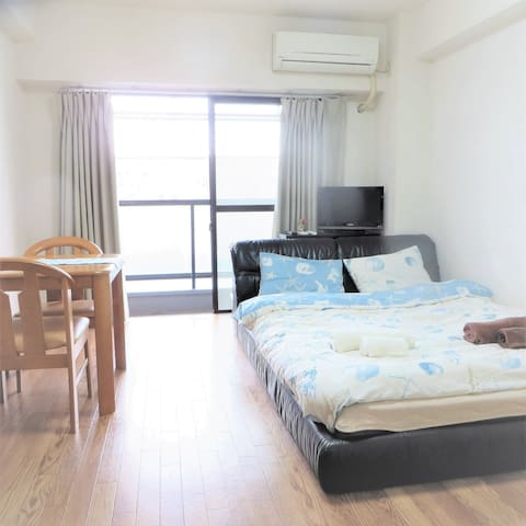 Near Disney! Spacious tidy room close to station - Ichikawa-shi - Appartement