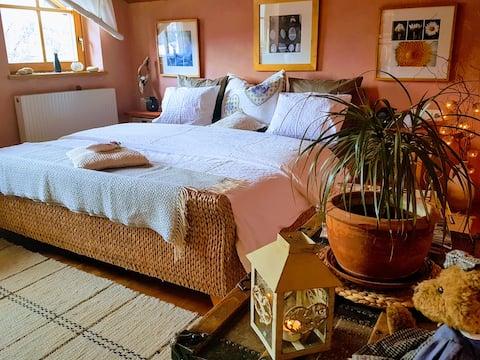 Kamar yang nyaman - terasa seperti di rumah sendiri...