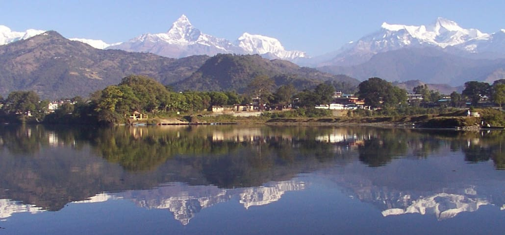 Hotel lake Breeze, Pokhara