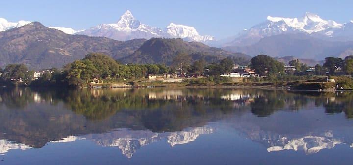 Hotel lake Breeze, Pokhara
