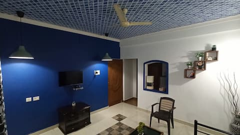 Peaceful Designer Hill Stay 1BHK for 👫Couples