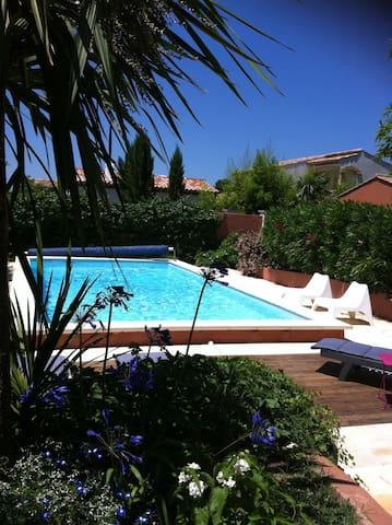 Maison avec jardin et piscine - Salon-de-Provence - Casa
