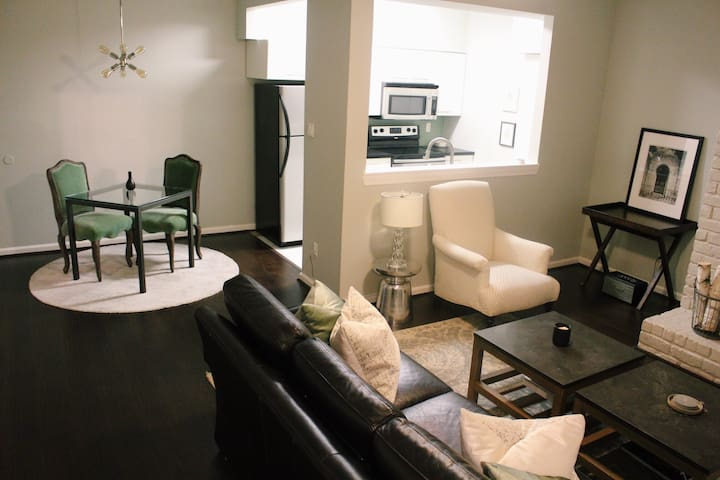 Galleria-area 2 bedroom apartment - Houston - Apartment