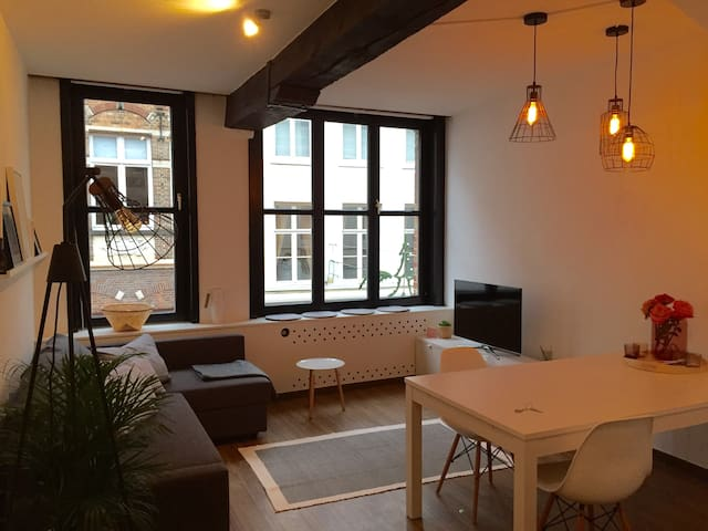 Sweet Bruges :  Nice views, very central  NEW ! - Brugge - Daire