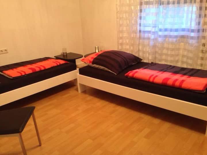 Großzügige Wohnung in Fellbach - zentral