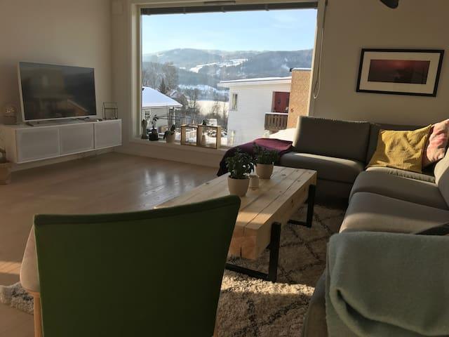 Privat rom, veldig komfortabel seng - Lillehammer - Apartment