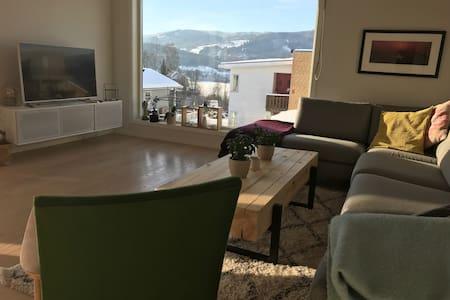 Privat rom, veldig komfortabel seng - Lillehammer - Wohnung