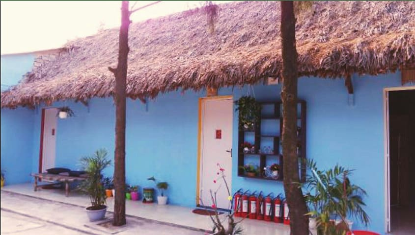 Beachfront room, free breakfast! 4 - tp. Đồng Hới - Lainnya