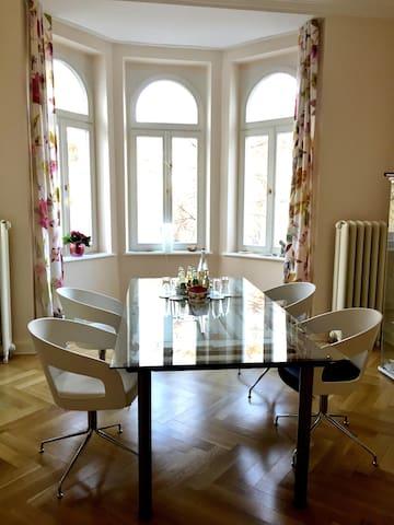 Raum und Zeit - Herzlich Willkommen - Bad Oeynhausen - Appartement