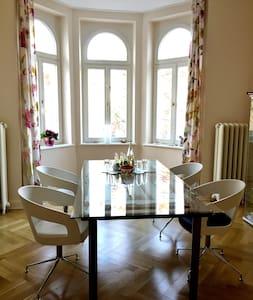 Raum und Zeit - Herzlich Willkommen - Bad Oeynhausen - Apartamento