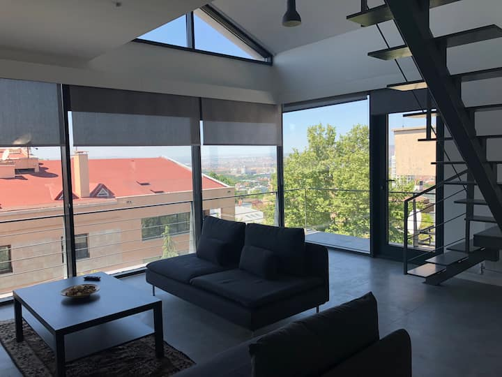 Luxurious New Flat in the Center of Ankara - 14