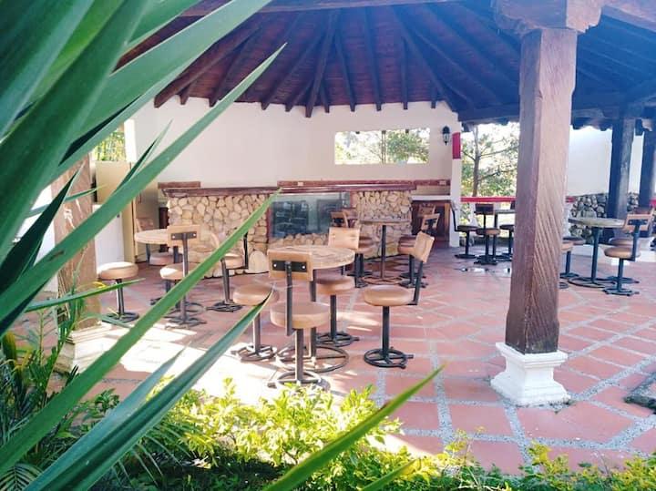 Naturaleza y descanso en Guatape