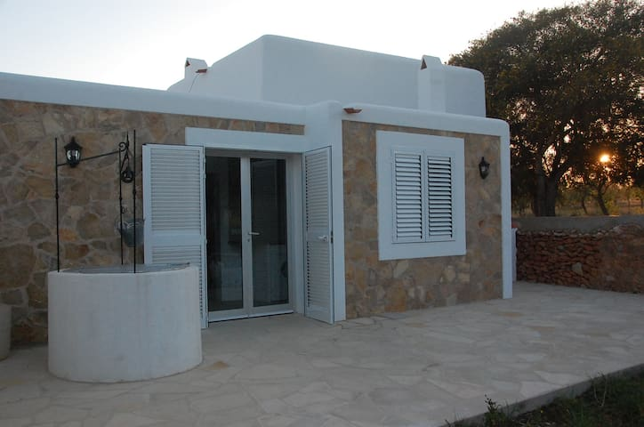 Casa de campo reformada en San Carlos - Platja es Figueral - Casa