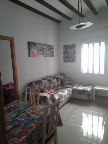 Apartment near Beach Puerto de Sagunto (Valencia)