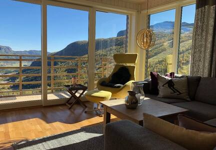 Skarsnuten Panoram 6, no 61, Hemsedal, Norway