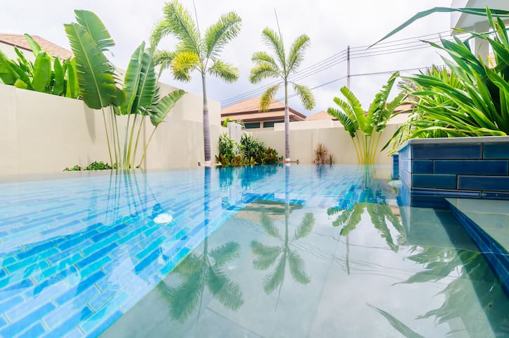 New luxury 2 bedrooms pool villa - Tambon Rawai - อพาร์ทเมนท์