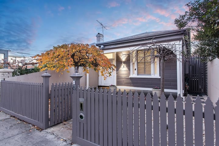 Skye Cottage - 'A Comfy Home Away from Home' - Prahran - Talo
