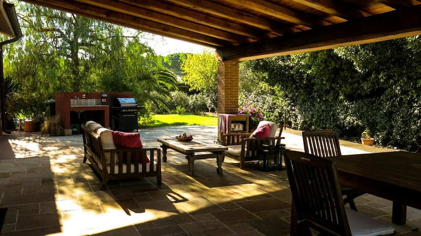 Peaceful haven in Maccarese near Rome - room - Maccarese - Casa de campo