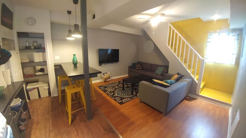 1 BR Tiny House in the heart of Polish Hill