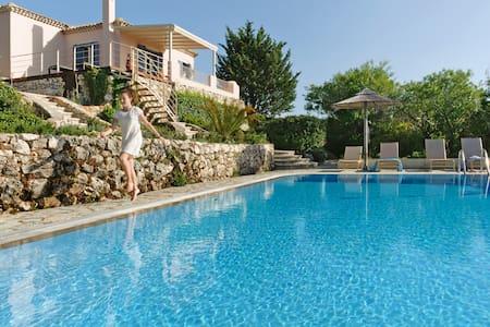 Villa Melia with Private Pool - Tsoukalades - Villa