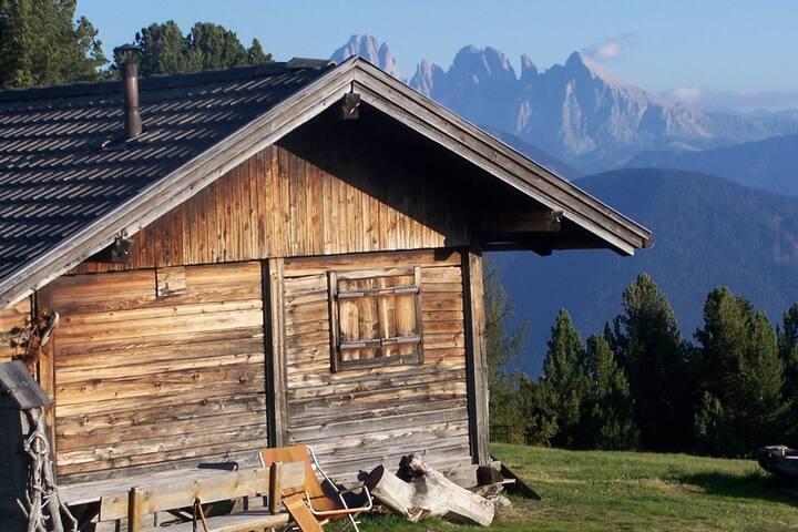 Atemberaubendes Panorama der Dolomiten geniessen
