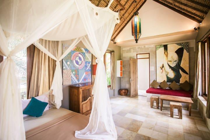 -40% last minute Designer Suite in a Great Villa - Ubud - Pis