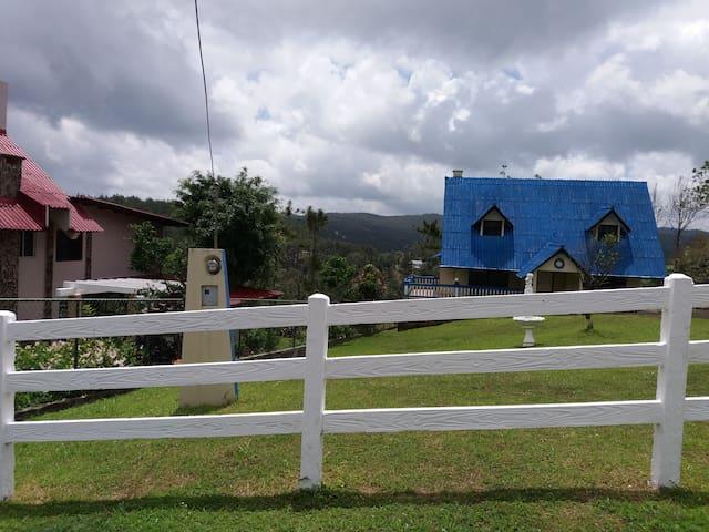 Cozy cabin in Los Altos de Cerro Azul