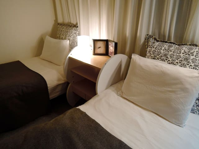 New open room! 1min walk from JR Teradacho(208) - Abeno-ku, Ōsaka-shi - Bed & Breakfast