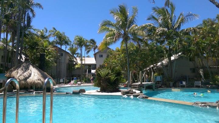 Noosaville Resort Living on Noosa River Gympie Trc