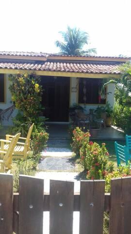 Linda Casa na Ilha de Itaparica em Barra Grande!!