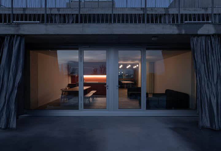 Cote d'Azure meets New Work.