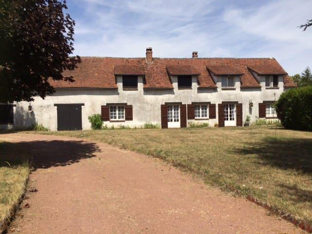 Belle maison longère à une heure de Paris - Bréchamps - Rumah