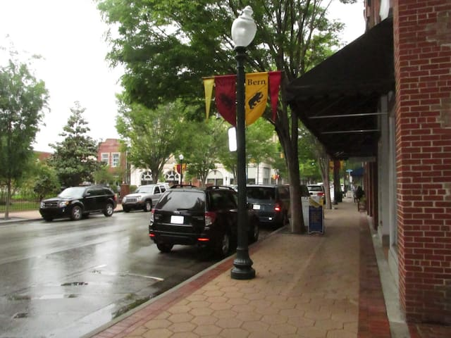 Welcome to Downtown New Bern!