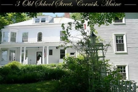 Charming Walter Perkin's House - Cornish - Bed & Breakfast