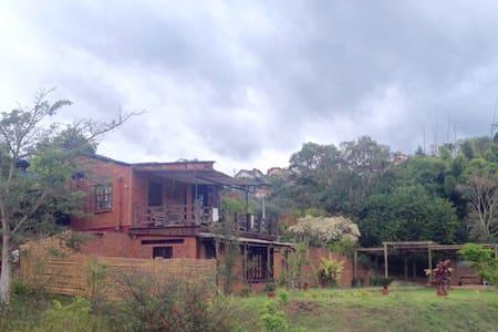 Chalé Sabiá no Parque da Montanha - Cunha