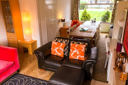 Fab family home avail for UEFA Champions League - Cardiff - Rumah