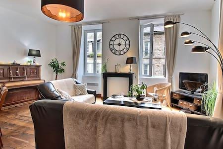 AU COEUR DE LA VILLE HISTORIQUE DE LAMBALLE - Lamballe - 公寓