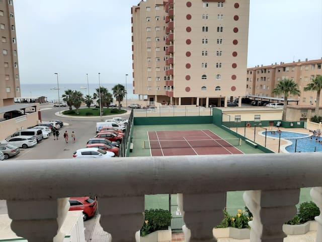 Apartamento a escasos metros del mar Mediterráneo