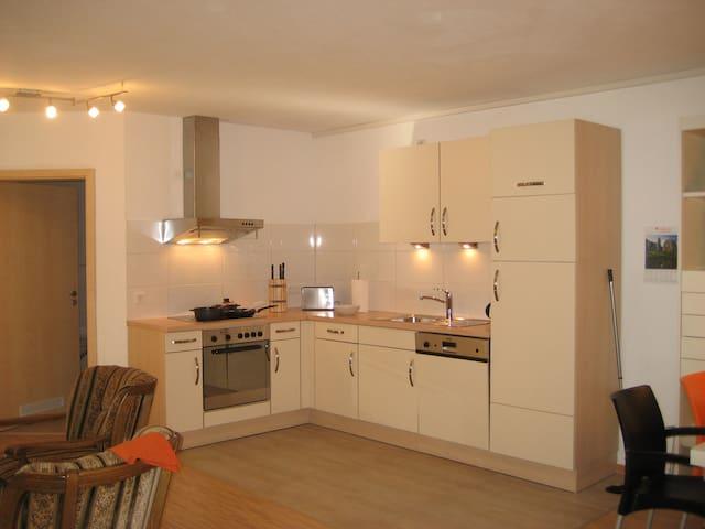 Appartement im Ahlesbrunnen - Bietigheim-Bissingen - Lyxvåning
