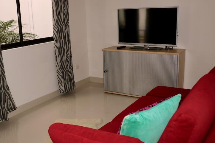 TV, second room