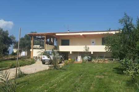 Schönes freistehendes Ferienhaus - Skala Oropou - Hus