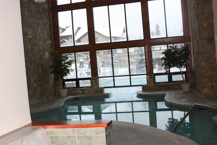 Great Views, Even from the Inside Pools!